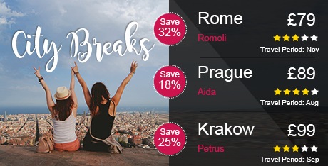 Crystal Travel Offers